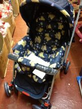 Teddy Bear Pushchair